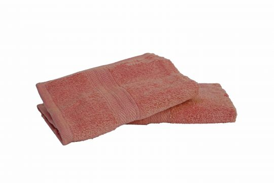 Pink | Spectra Semi-Combed Hand Towels 1